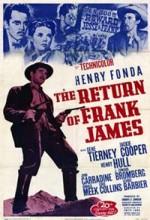 Frank James'in Dönüşü