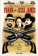 Frank Ve Jesse James'in Son Günleri (1986) afişi