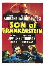 Frankenstein'ın Oğlu (1939) afişi