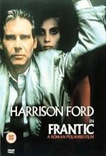 Frantic (1988) afişi