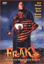 Freaked (1993) afişi