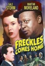 Freckles Comes Home (1942) afişi