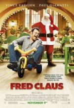 Fred Claus (2007) afişi