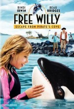 Free Willy: Escape From Pirate's Cove (2010) afişi