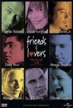 Friends & Lovers (1999) afişi