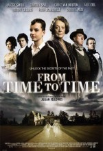 From Time to Time (2009) afişi
