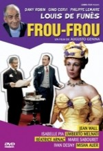 Frou-frou (1955) afişi