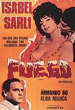 Fuego (1969) afişi