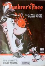 Führer'in Yüzü (1942) afişi