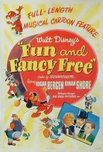 Fun And Fancy Free (1947) afişi