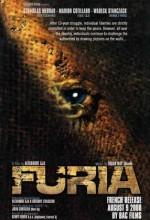 Furia (1999) afişi