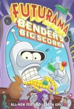 Futurama: Bender's Big Score! (2007) afişi