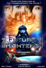Future Fighters (2) afişi