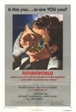 Futureworld (1976) afişi