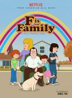 F is for Family (2015) afişi