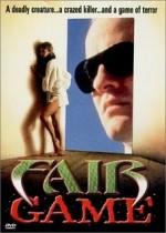 Fair Game (1988) afişi