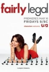 Fairly Legal Sezon 2 (2012) afişi