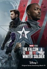 Falcon and the Winter Soldier (2021) afişi