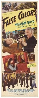 False Colors (1943) afişi