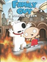 Family Guy Sezon 11 (2012) afişi