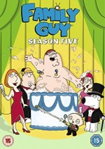 Family Guy Sezon 5 (2006) afişi