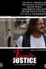 Family Justice (2012) afişi
