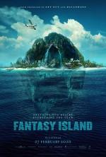 Hayal Adası (2020) afişi