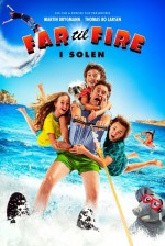 Far til fire i solen (2018) afişi