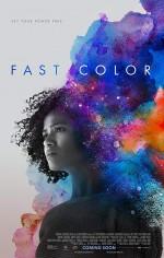 Fast Color (2018) afişi