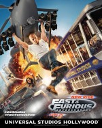 Fast & Furious: Supercharged (2015) afişi