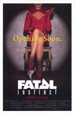 Fatal Instinct (1993) afişi