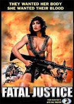 Fatal Justice (1994) afişi
