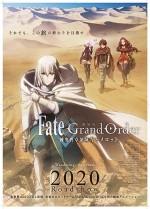 Fate/Grand Order Shinsei Entaku Ryoiki Camelot