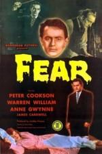 Fear (1946) afişi