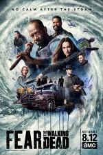 Fear the Walking Dead Sezon 5 (2019) afişi