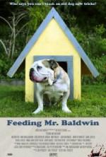 Feeding Mr. Baldwin (2013) afişi