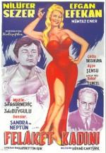Felaket Kadını (1960) afişi