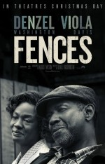 Fences (2016) afişi