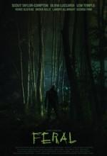 Feral (2016) afişi