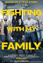Fighting with My Family (2019) afişi
