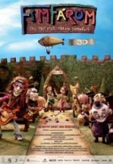 Fimfarum: The Third Time Lucky 3D (2011) afişi