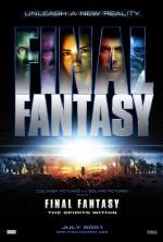 Final Fantasy (2001) afişi