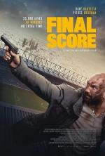 Final Score (2018) afişi