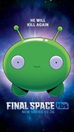 Final Space Sezon 2 (2019) afişi