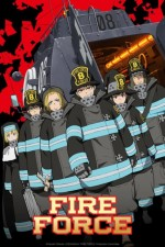 Fire Force (2019) afişi