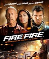 Ateşe Ateş (2012) afişi