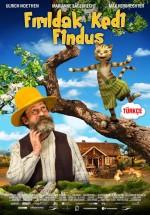 Fırıldak Kedi Findus (2014) afişi
