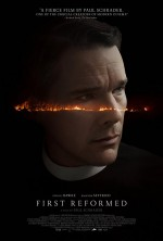 First Reformed (2017) afişi