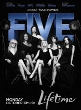 Five (2011) afişi
