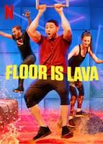 Floor Is Lava (2020) afişi